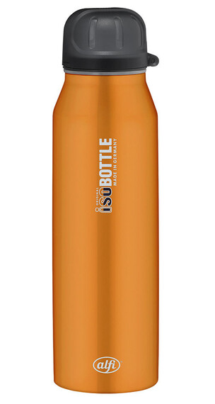 alfi IsoBottle Trinkflasche 500ml orange